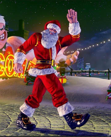 クリスマス「G」