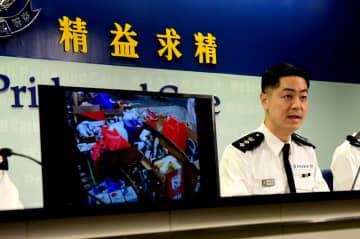 香港警察、暴徒の無差別攻撃を強く非難