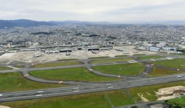 大阪空港=2016年10月
