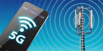 リアルタイムで多くの情報をやりとりできる第5世代移動通信システム(wladimir1804/stock.adobe.com)