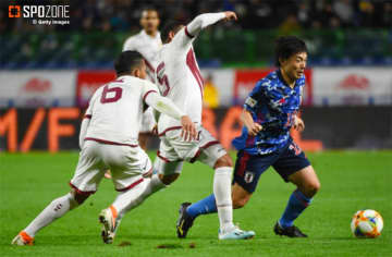 日本が屈辱の4失点大破を喫する
