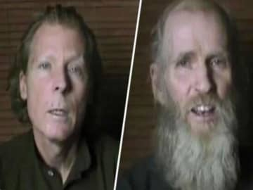 Taliban release American and Australian academics following swap deal