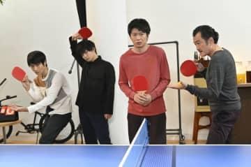 いざ、卓球対決! - (C) テレビ朝日
