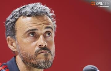 エンリケ氏がスペイン代表監督に復帰