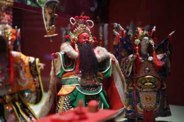 布袋劇など貴重な人形劇資料を展示 台北偶戯館