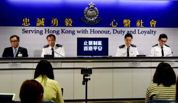 香港警察、香港理工大学と周辺で約1100人を逮捕