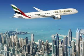 エミレーツ航空、ペナン就航 シンガポール線延伸でデイリー