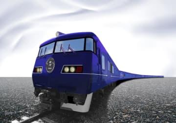 JR西日本の新たな長距離列車「WEST EXPRESS 銀河」のイメージ