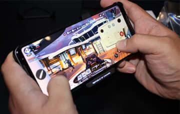 ASUS JAPANが11月22日に発売する究極のゲーミングスマホ「ROG Phone II」