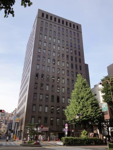 川崎市教育委員会が入るビル