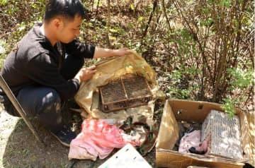 吉林省で大規模な鳥類密猟を摘発 3千羽余りを保護