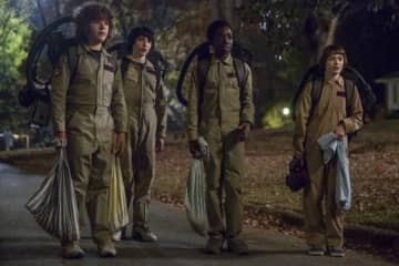 Netflix「ストレンジャー・シングス 未知の世界」シーズン1~3独占配信中