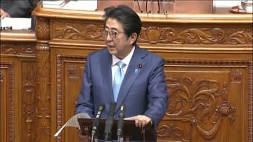 安倍首相「推薦に意見」 桜を見る会で...夫人も推薦