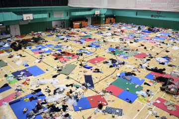 홍콩이공대 시위대 사실상 제압