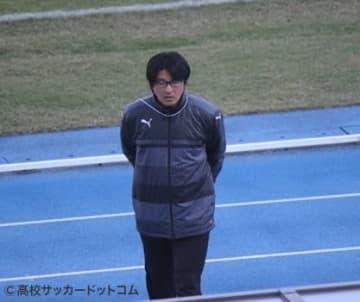 帝京・日比威監督