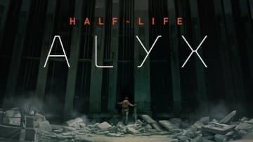 ValveのVR向け新作『Half-Life: Alyx』お披露目!『Half-Life』と『Half-Life 2』の間を描く