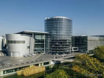 フォルクスワーゲンのドイツ・ドレスデン工場