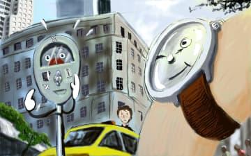 New York Parking Meter Story ©Ryoichi Miura  2019