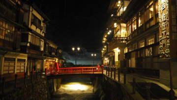 冬の秘湯は最高のパワースポット(2)銀山温泉<山形県> 画像