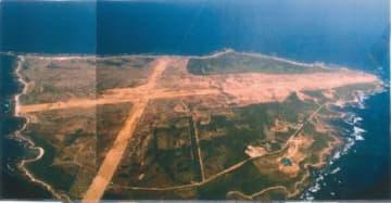 馬毛島(2009年12月撮影)