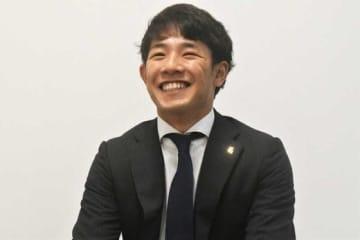 契約更改を行ったソフトバンク・増田珠【写真:藤浦一都】