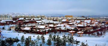 チベット仏教の聖地、煌びやかな大召寺をゆく 内モンゴル自治区