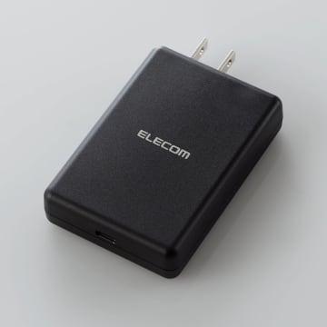小型軽量ながら接続機器を賢く・速く充電