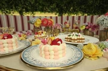 待望の東京開催!可愛いケーキを楽しめる期間限定「marryカフェ」 画像
