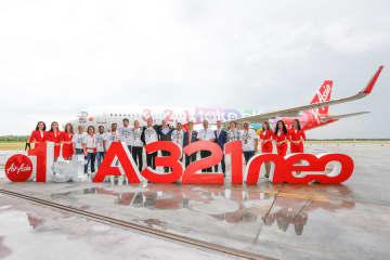 エアアジア、エアバスA321neoを初受領 日本にも導入へ 画像