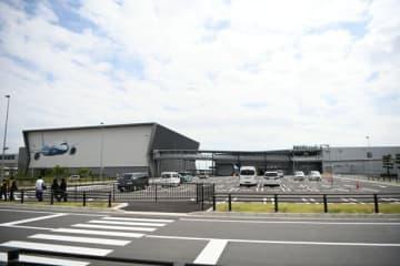 中部国際空港、G20愛知・名古屋会議に伴い警戒警備を実施 ターミナル入館時に手荷物検査など 画像