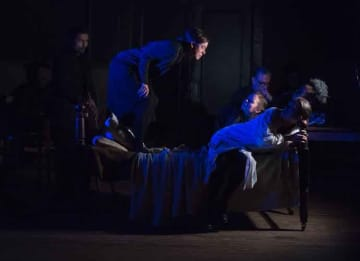 Bedlam's 'The Crucible' Theater Review: Brings New Sizzle To An Old Stan