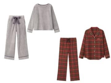 大人気となってるマシュマロフィールラウンジセットや、あたたかみのあるフランネルパジャマなどをご紹介します。