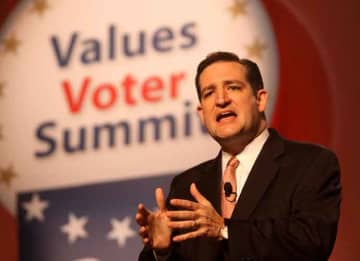Sen. Ted Cruz Blames Staffer For 'Liking' Pornographic Video From His Official Twitter Account