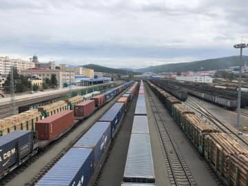 黒竜江省、1~10月の貿易額10%増、対ロ貿易も好調
