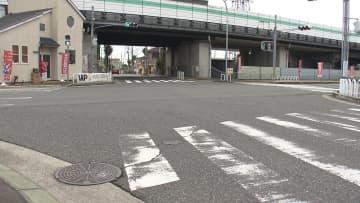 ひき逃げがあった神戸市西区の交差点