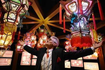 外国人来場者が無形文化遺産を体験 福建省泉州市