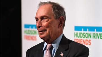 Michael Bloomberg(Ron Adar / Shutterstock.com)