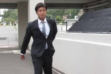 今季限りで現役を引退する西武・大石達也【写真:安藤かなみ】