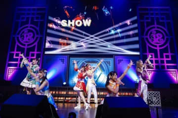 i☆Ris[ライブレポート]5,000人を熱狂させた横浜の夜「この景色を永遠に見せ続けていきたい」