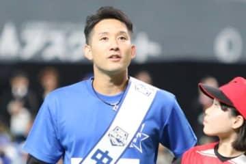 ファンフェスティバルに参加した日本ハム・杉谷拳士【写真:石川加奈子】