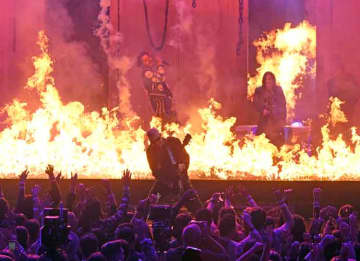 Post Malone Performance Set The AMAs Stage On Fire – Literally – With Ozzy Osbourne & Travis Scott [Concert Ticket Info]