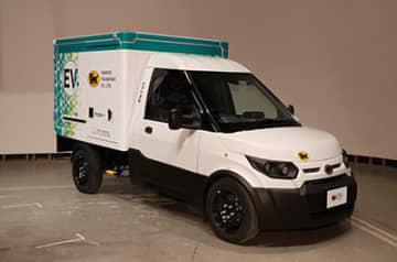 2020年1月から導入する小型商用EVトラック