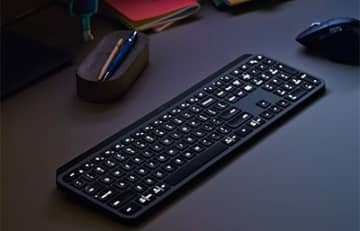 MX KEYS Advanced Wireless Illuminated Keyboard KX800