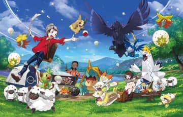 『ポケモン ソード・シールド』発売1週間で2019年のゲオ新品ゲームソフト販売本数1位を獲得