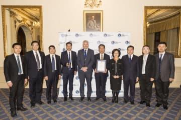 「嫦娥4号」プロジェクトチーム、RAeS2019年度グループ金賞受賞