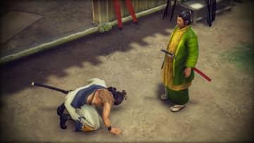 『侍道外伝 KATANAKAMI』シリーズお馴染みの珍アクション「土下座」で危機を脱出!?化物の棲み処「辞界」や強敵「死神」など、ゲーム最新情報公開