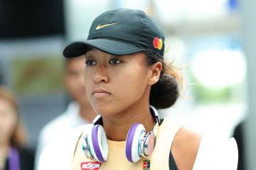 写真は「WTAファイナルズ・深セン」での大坂なおみ