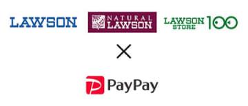 PayPayとローソンが共同で10%還元キャンペーンを1月に実施する