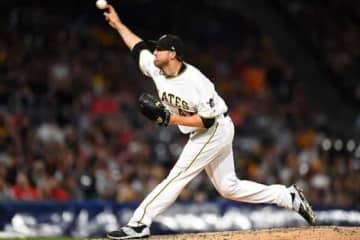 MLBではパイレーツなどに在籍したジョシュ・リンドブロム【写真:Getty Images】