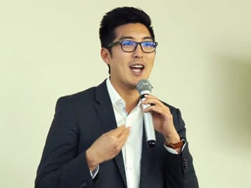 ストラトスケール ジョン・マオ・VP of Business Development